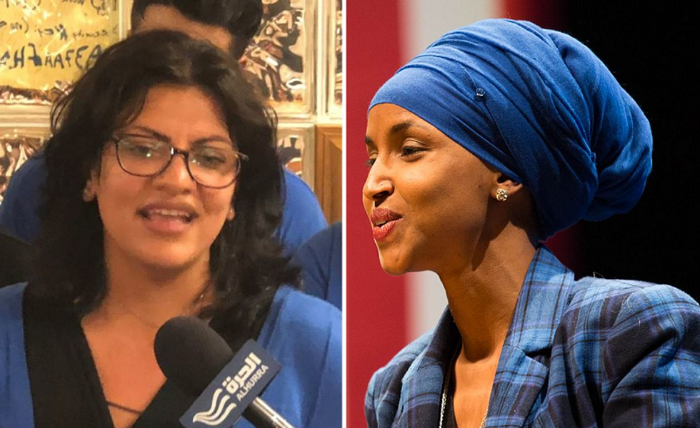 Humanity denied: What is missing from the story of Omar and Tlaib