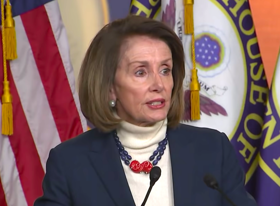 Columnist explains how Nancy Pelosi is outsmarting Trump and proving 'how much power she wields'