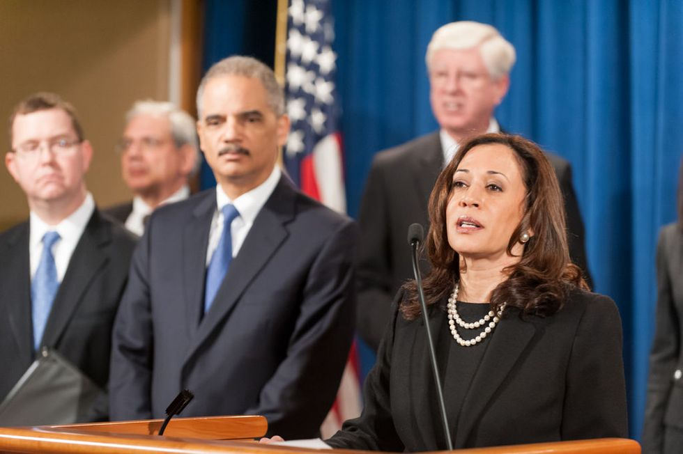Why Kamala Harris and the rest of us will regret thinking of civil rights as a national security issue