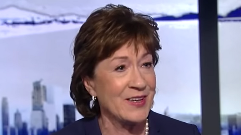 Likely voters are sending a big message to Susan Collins about supporting President Trump