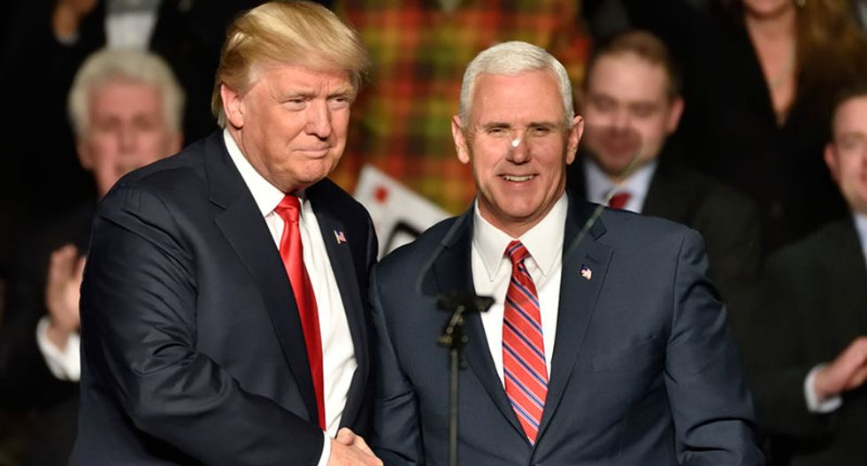 Here's why Pence is just as unfit to be president as Trump