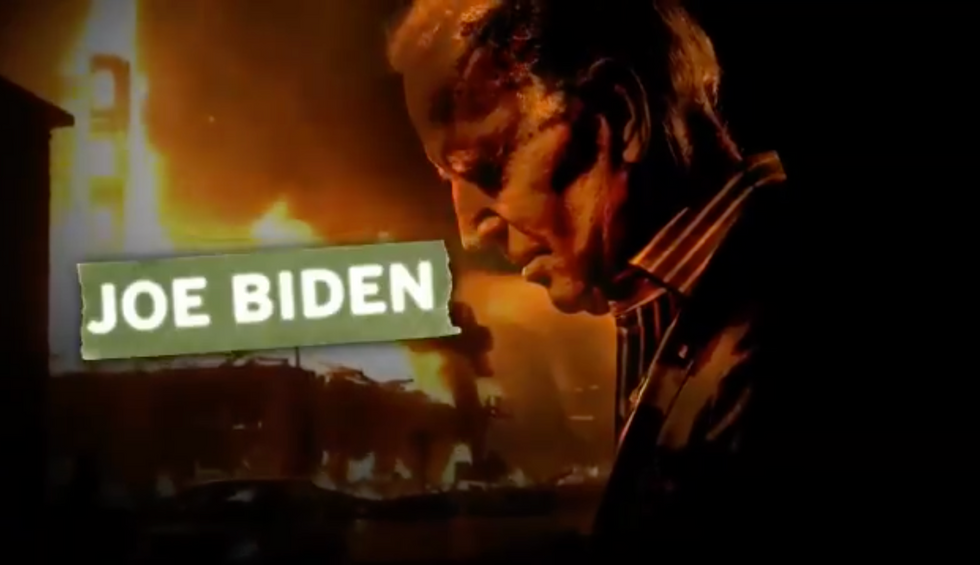 A new Trump ad shows why his re-election campaign is such a disaster