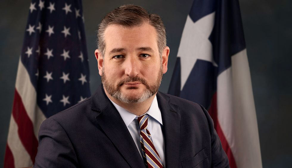 Ted Cruz's dire warning that President Bernie Sanders would force his podcast off the air backfires spectacularly