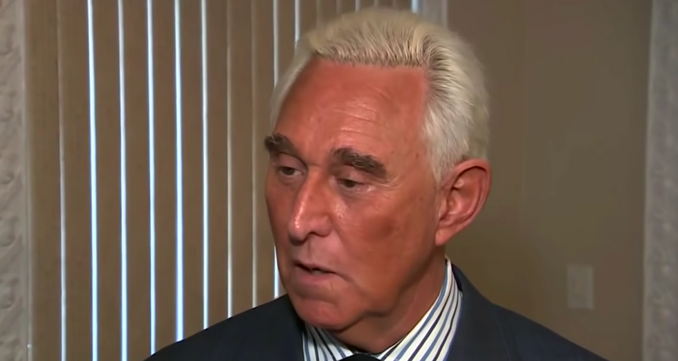 Here's what the Senate Intel report tells us about Trump and Roger Stone's 39 phone calls during the 2016 election