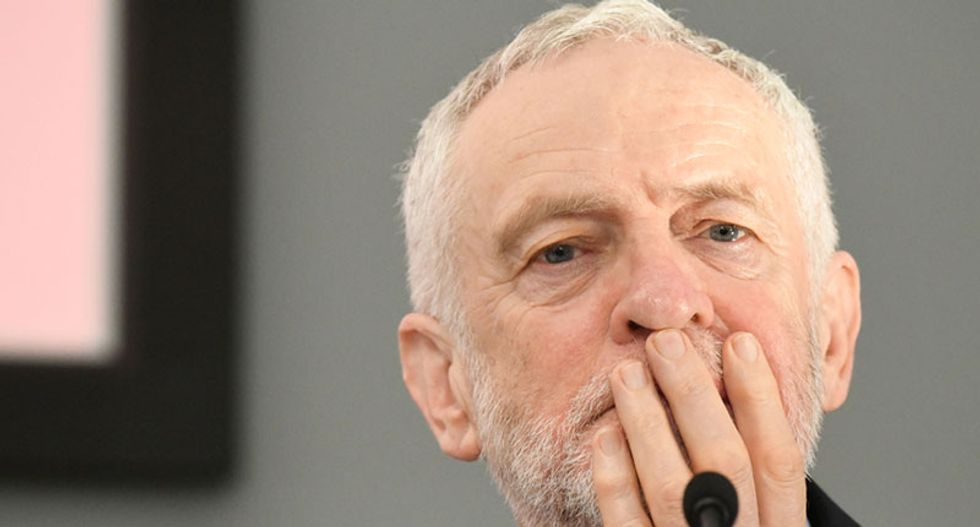 Jeremy Corbyn insists he wants 'no-deal Brexit' off the table — but that's not the full picture