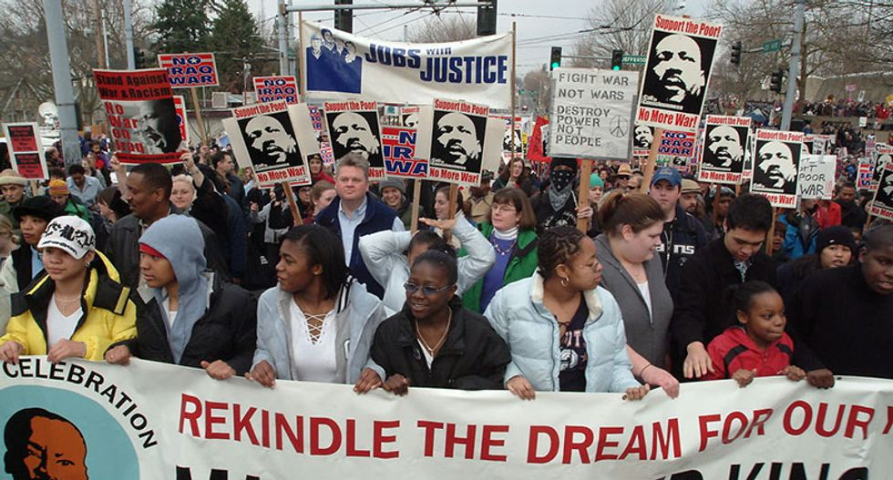Today's activists have a lot to learn from MLK's bold anti-war stance
