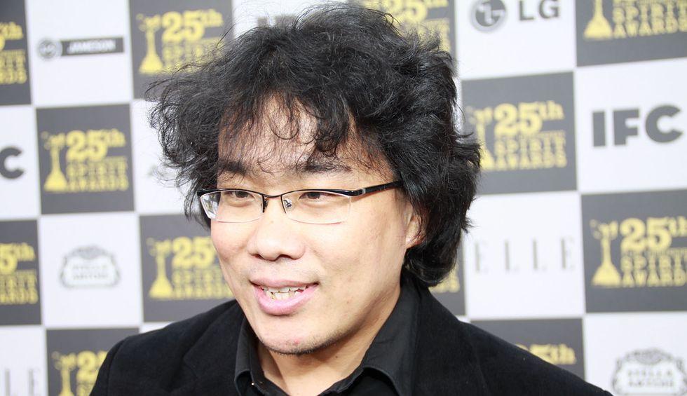 'Racist' BlazeTV host slammed for attack on Oscar-winning director Bong Joon-ho