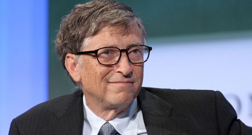 A completely absurd conspiracy theory about Bill Gates is shockingly popular on the right wing