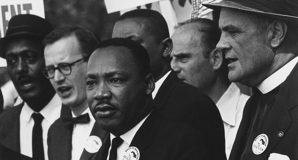 Martin Luther King's dream requires we overcome 'our fantasy of self-deception'