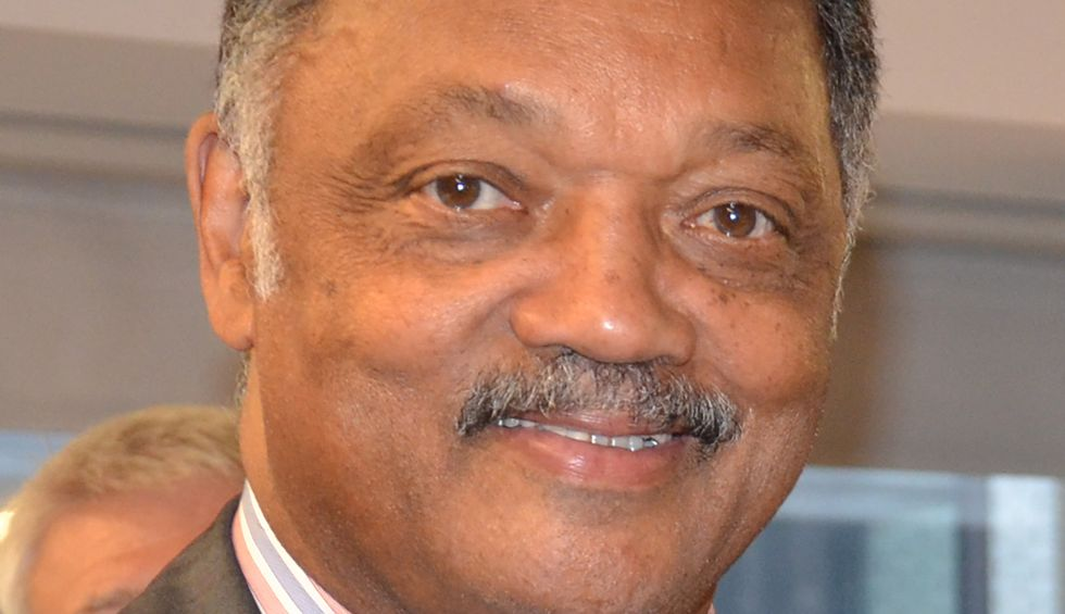 'Freedom from barbarism is not social justice': Jesse Jackson on protests and police reform
