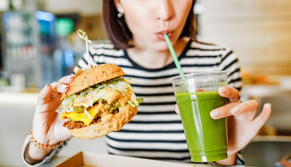 The rise of veganism in the mainstream — from Impossible Burger to the Oscars