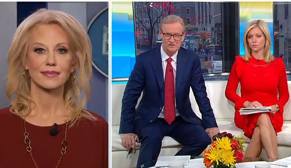 'Pure gaslighting': George Conway slams Trump team's attempt to obfuscate reason for Vindman's firing