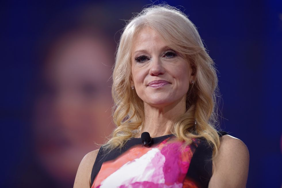 Kellyanne Conway has been ranting about her husband's attacks on Trump: report
