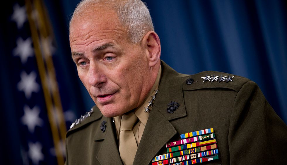 Trump refused to give John Kelly director of the FBI position because he said he'd 'be loyal to the Constitution'