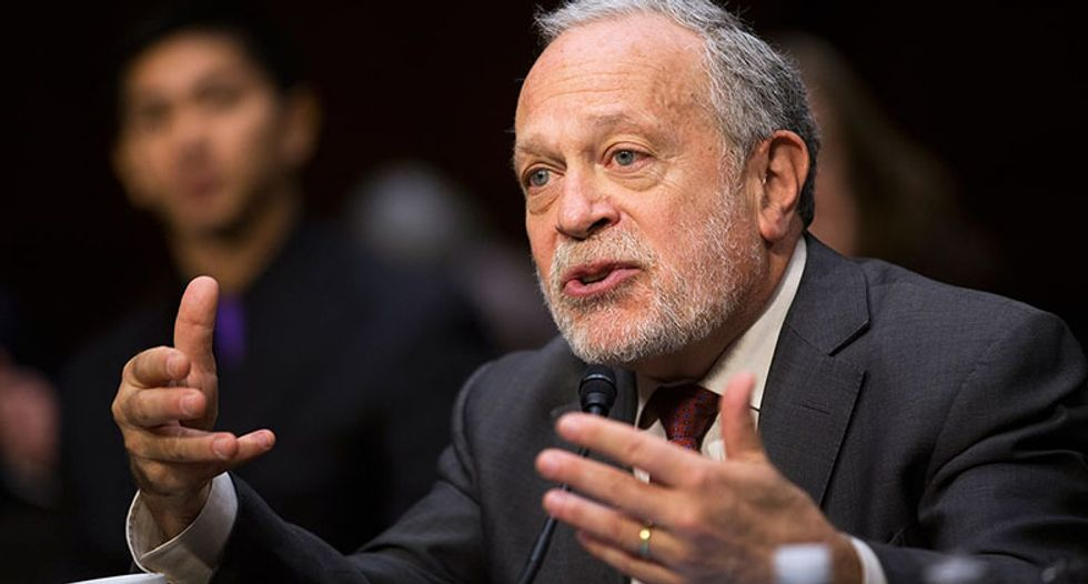 'The right thing to do': Robert Reich calls on Democrats to impeach Trump for 'usurping the powers of the Congress'