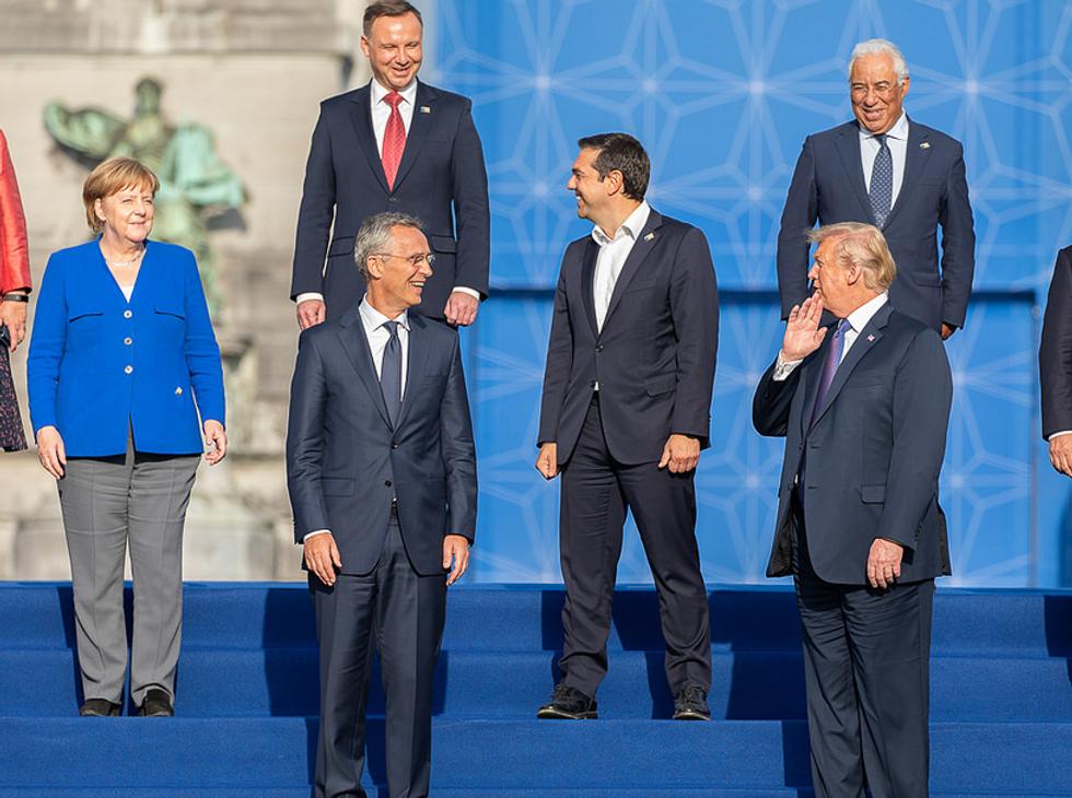 Trump's anti-NATO views are getting torn apart in Congress