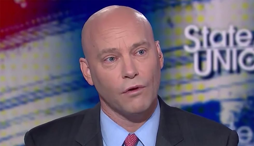 Pence chief of staff rants wildly about anti-Trump conspiracy at DOJ  — gets promptly shut down on CNN