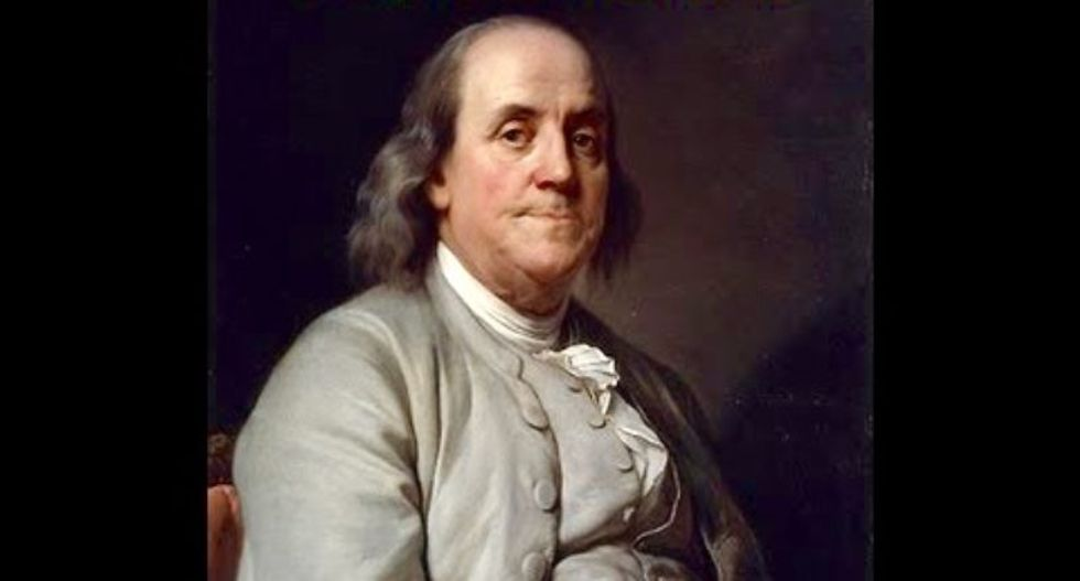 Trump, Benjamin Franklin and the long history of calling immigrants 'snakes'