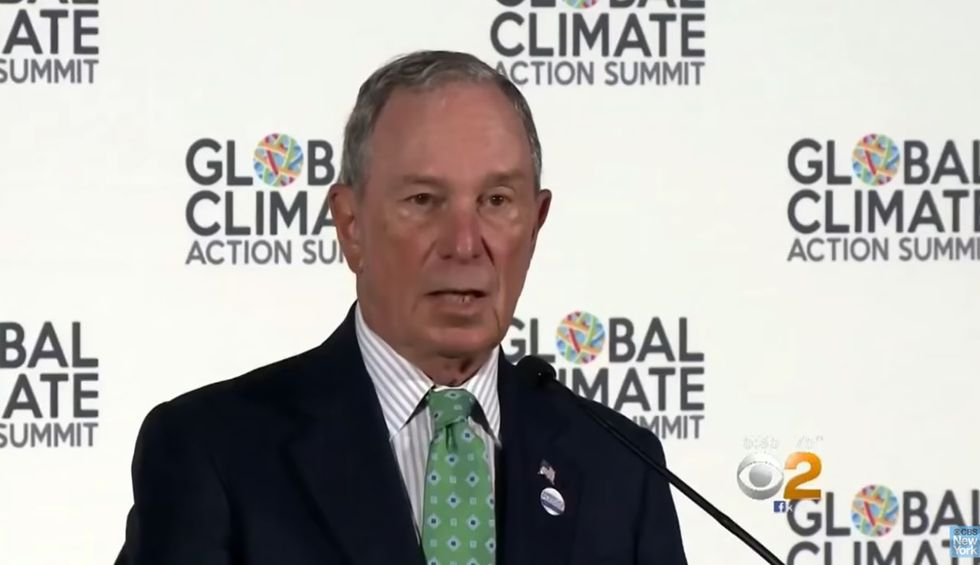New poll shows Bloomberg's favorability took a catastrophic hit after a grueling debate