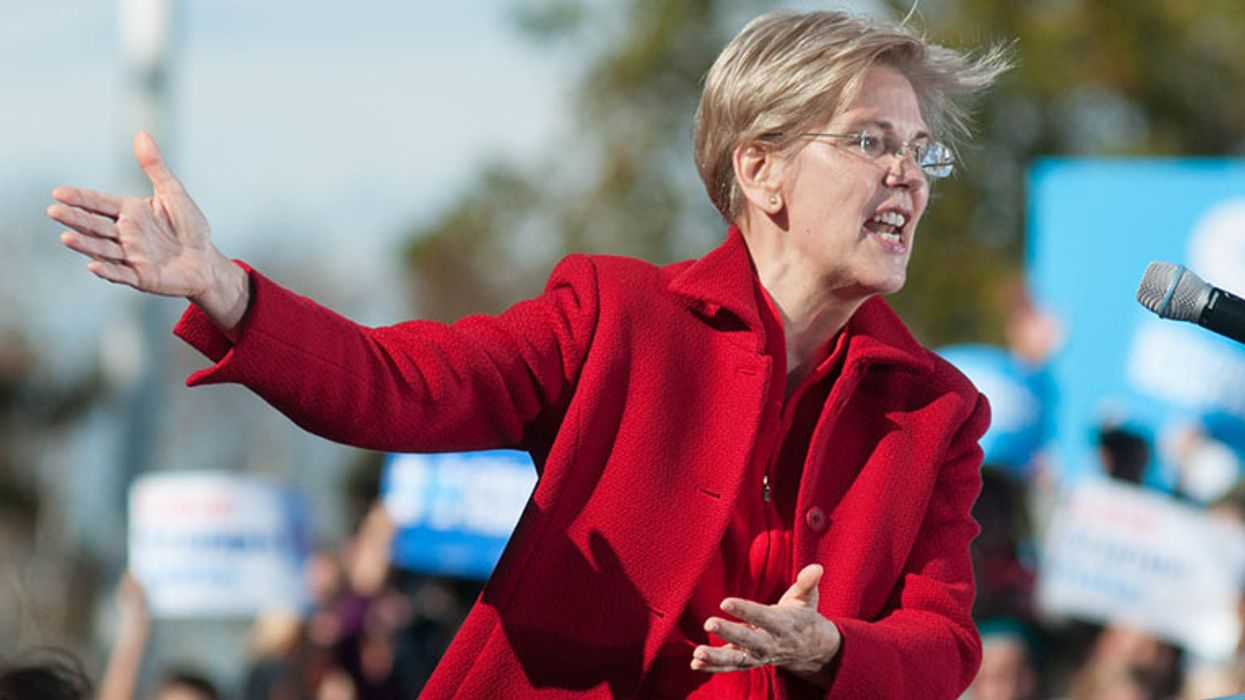 Why the Supreme Court may stand in the way of Elizabeth Warren's wealth tax