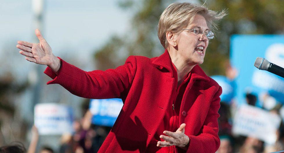 Elizabeth Warren announces plan to end student debt and provide free public higher education