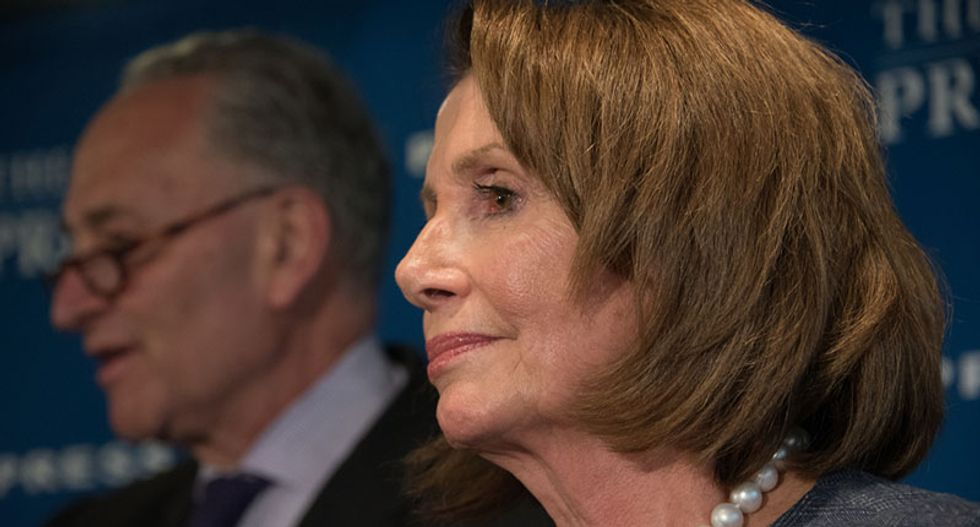 Here's why President Trump probably respects Nancy Pelosi a lot more than Sean Hannity