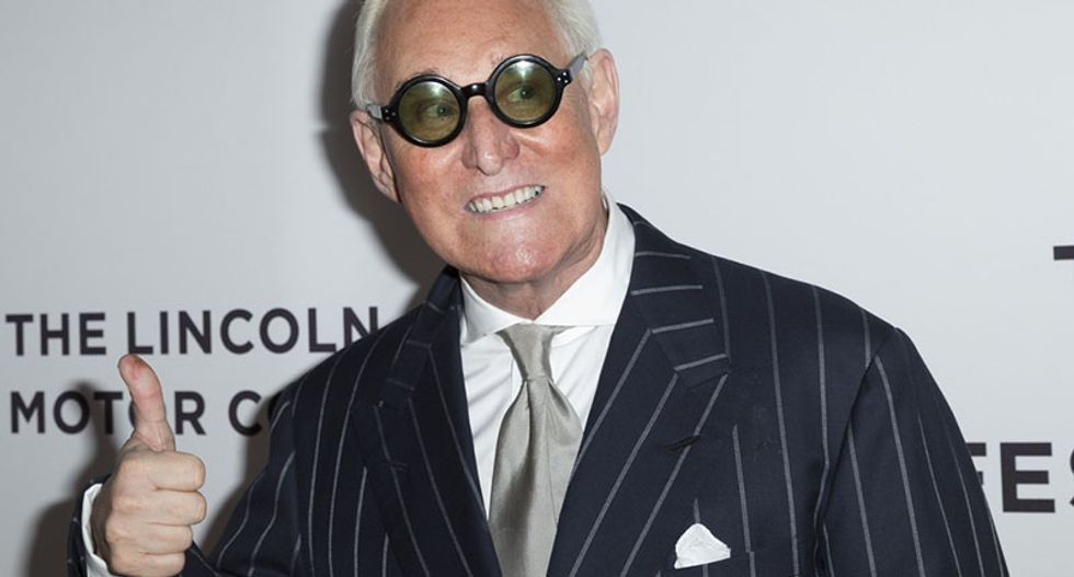 Roger Stone wasn't just communicating with WikiLeaks — he was defining the Trump campaign