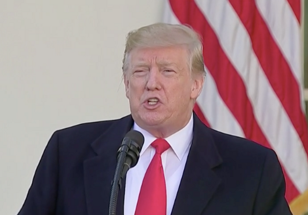 The White House sent a furious letter about the Mueller report — and it got one important thing right