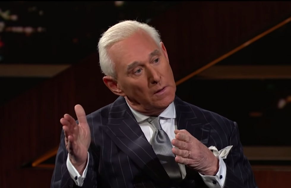 Judge slaps Roger Stone with a gag order for his 'sinister' post: 'The apology rings quite hollow'