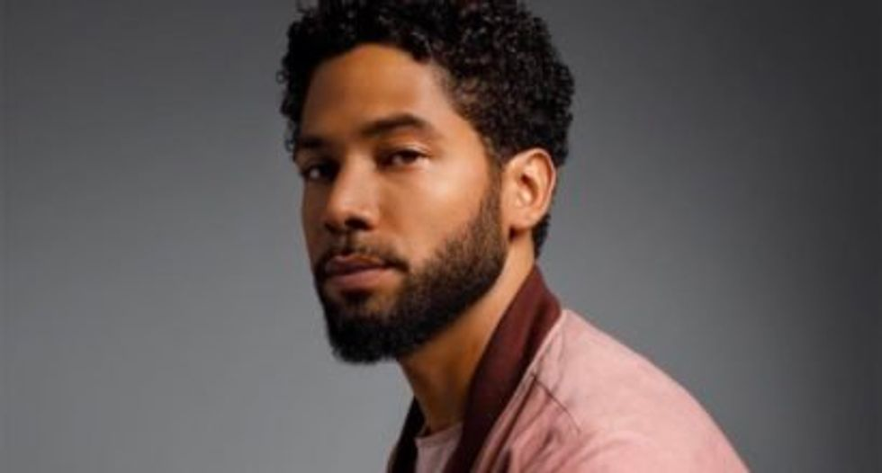 'This is MAGA country': Actor Jussie Smollett attacked by Trump supporters in Chicago hate crime