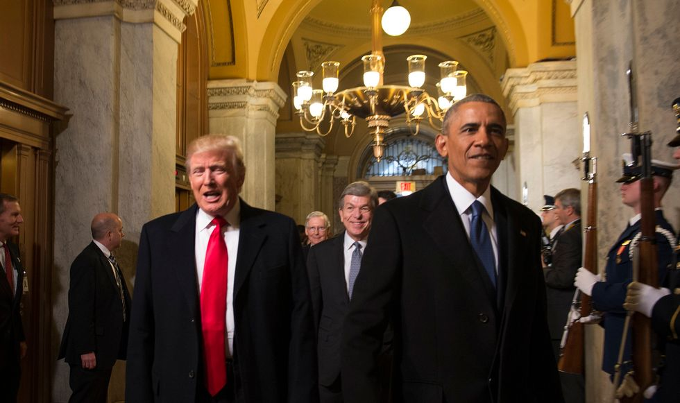 How the cowardice of the Obama administration foreshadowed the impunity of Trump