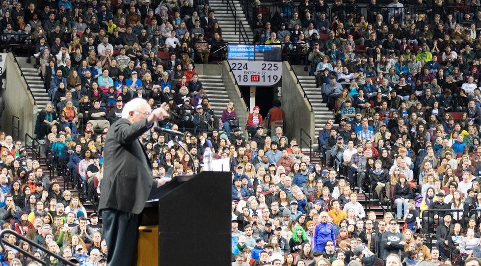 Sanders and Biden cancel rallies over fears of coronavirus spread