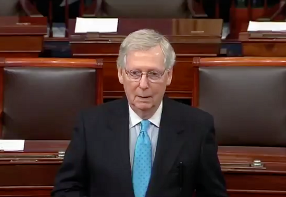 MSNBC's Morning Joe buries 'Moscow Mitch' McConnell for selling out America to Russia