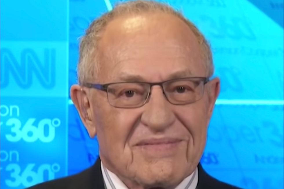 'That's not what you said then!': Alan Dershowitz crashes and burns when confronted with his own words on impeachment