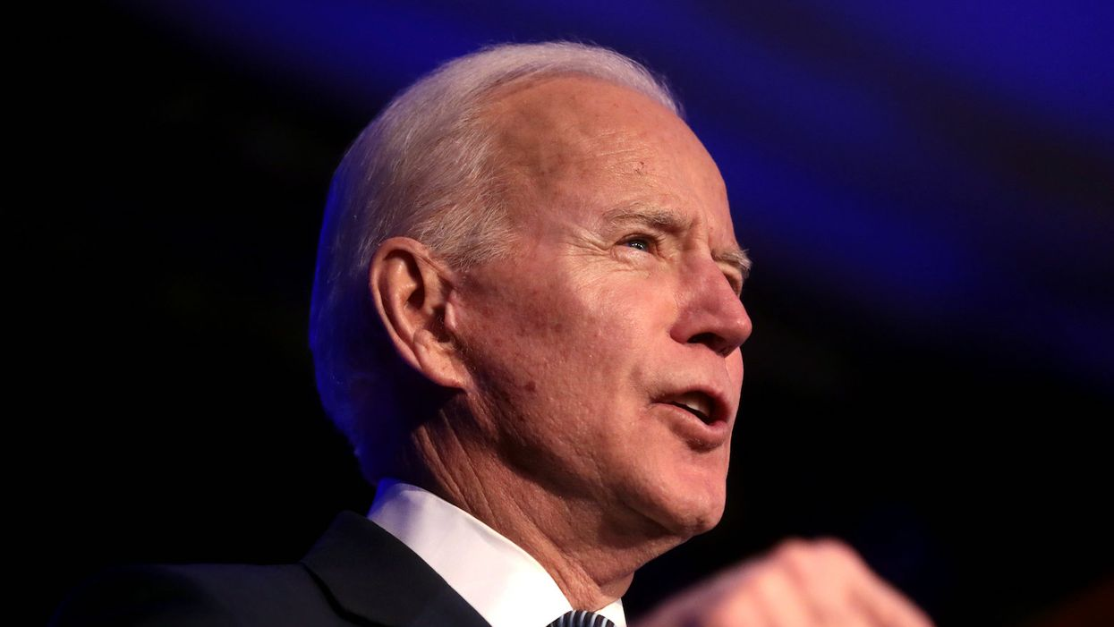 Biden warns that Amy Coney Barrett is a threat to LGBTQ rights