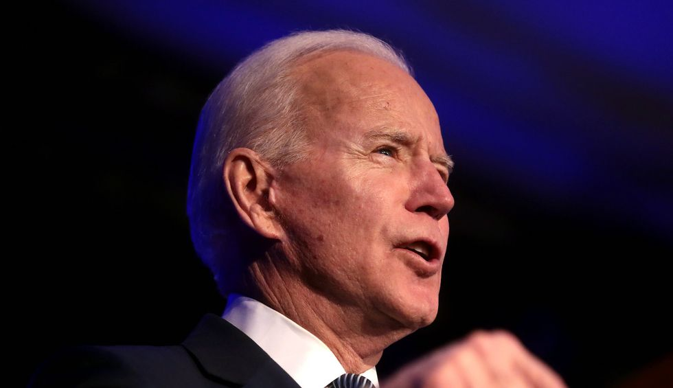 This is the most important election in human history — and Joe Biden finally gets why