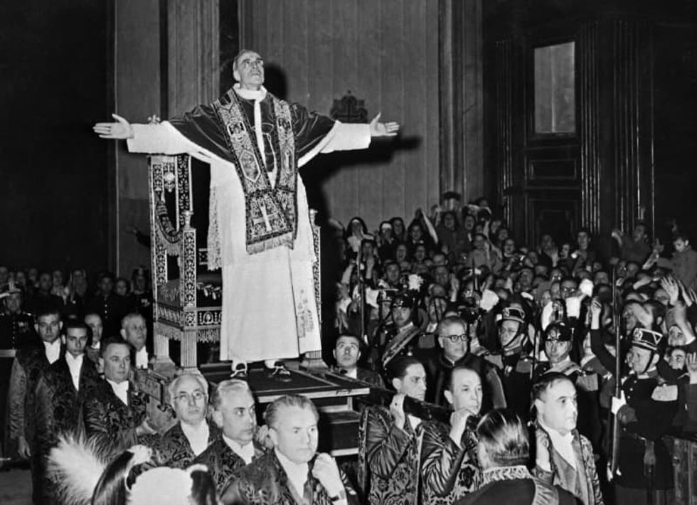 Archives on controversial war-time Pope Pius XII set to open