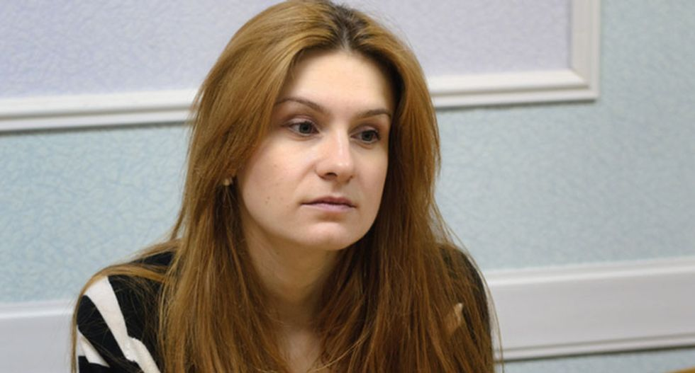 Maria Butina acted as an 'access agent' recruiting willing Republicans — and she wasn't alone: sentencing documents