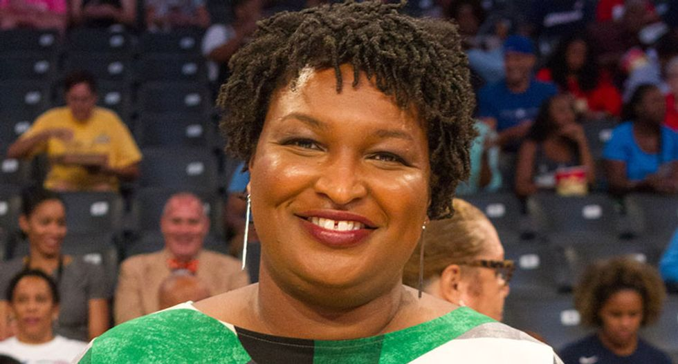 Stacey Abrams explains how voting rights are still under attack — and how the Supreme Court disgraced itself