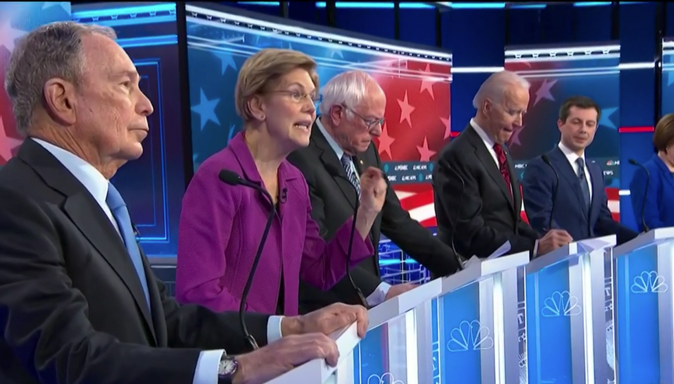 Here are 3 winners and 3 losers from the 2020 Democratic presidential primary debate