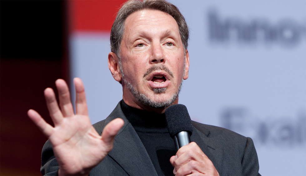 Oracle employees plan walk off after boss holds pro-Trump fundraiser