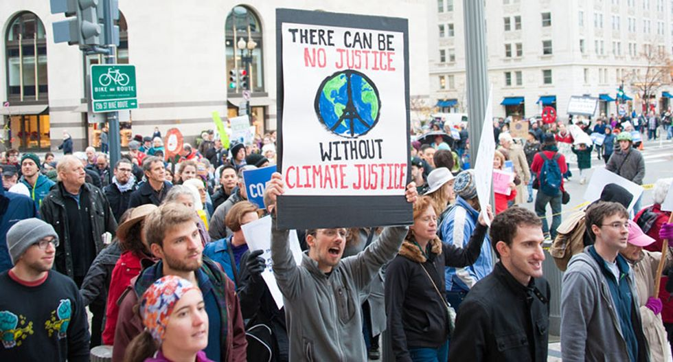 Report shows that Americans are worried about climate change — even if they don't vote that way
