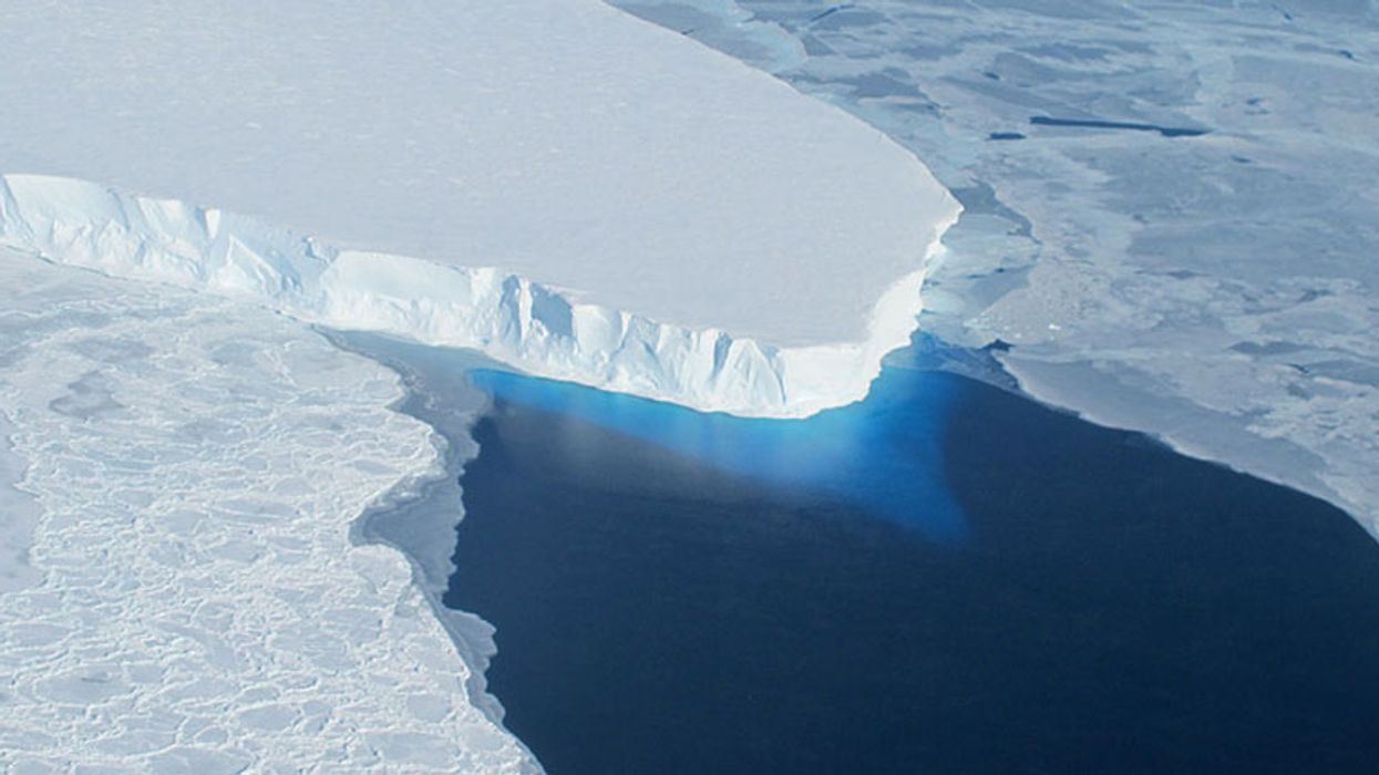 Study reveals rapid melting of glaciers likely shifted Earth's axis