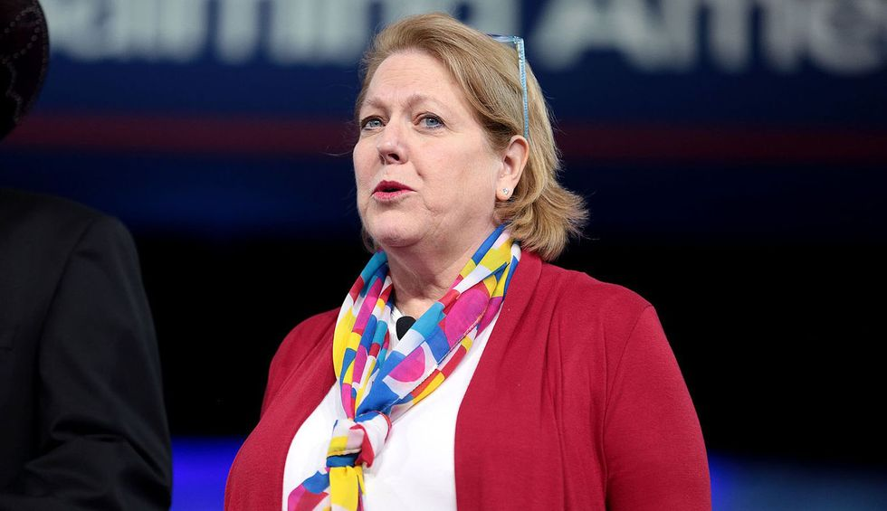 Ginni Thomas leading purge of 'disloyal' Trump aides: report