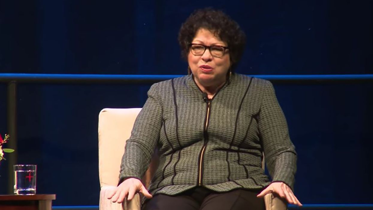 Sotomayor dissent argues 13 people executed during Trump killing spree 'deserved more from this court'