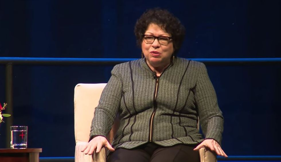 'Outrageous': Legal experts condemn Trump for demanding Sotomayor and Ginsburg recusals