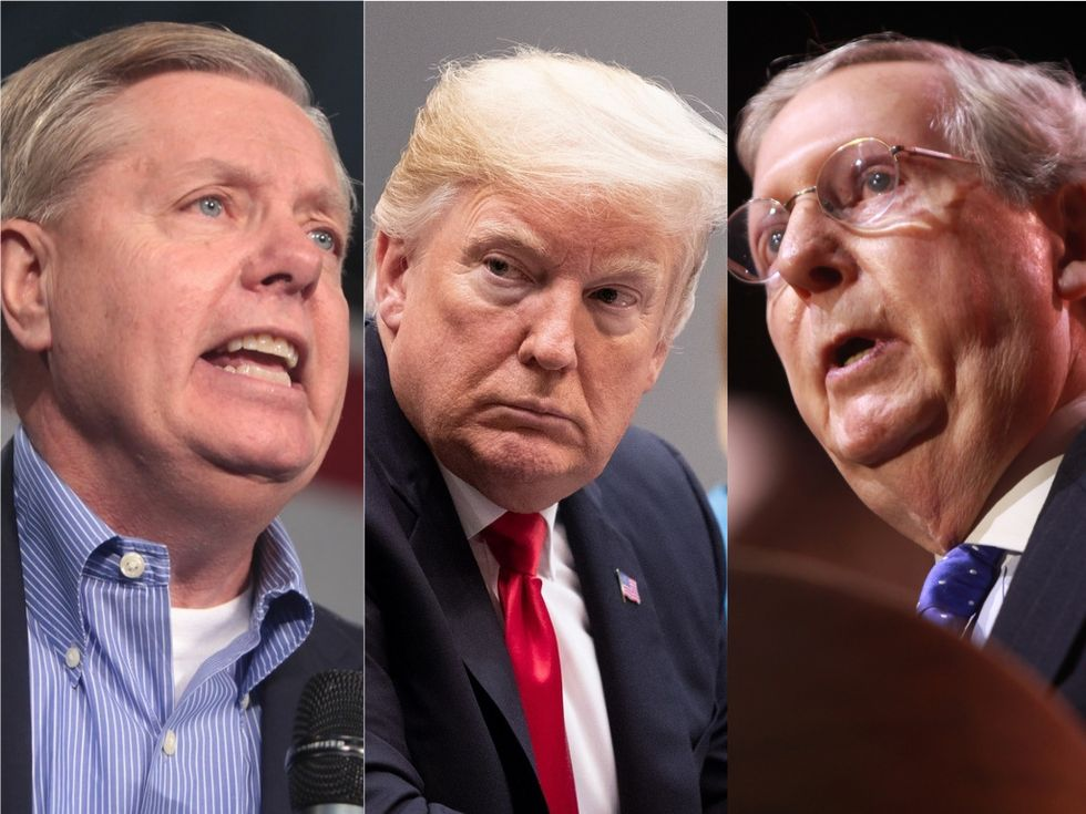 'Trump fatigue' is so widespread that even fellow Republican allies are frustrated and fed up