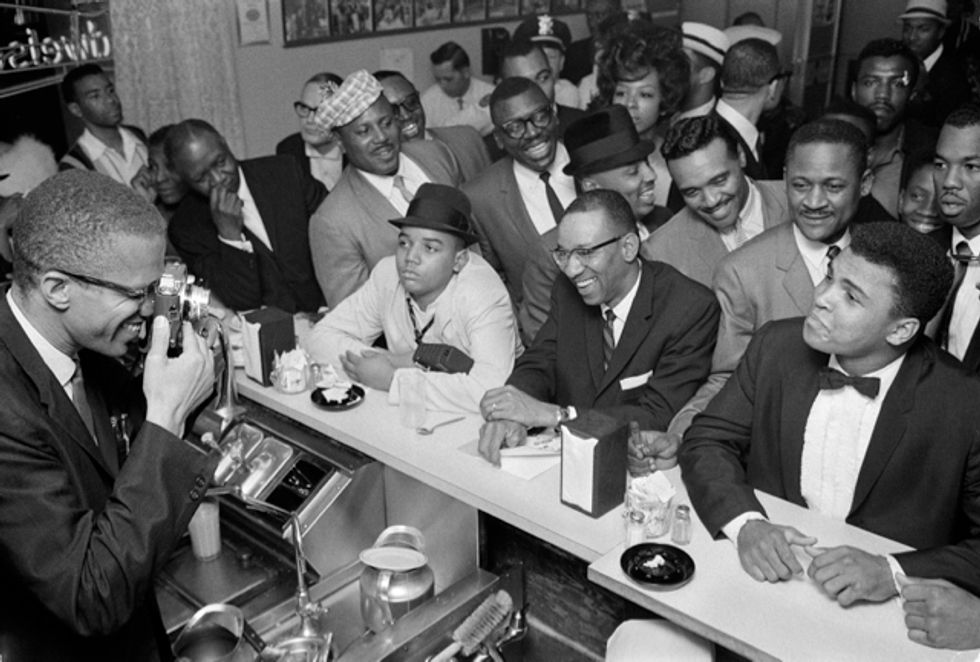 Malcolm X's daughter on her father's legacy and the new series 'Who Killed Malcolm X?'