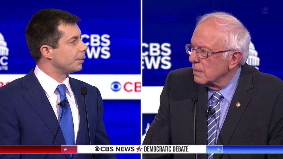 Bernie Sanders drew fire in the latest debate — here's why it won't slow him down