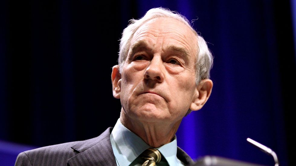 Ron Paul accuses Trump of doing the 'bidding' of the 'Deep State'